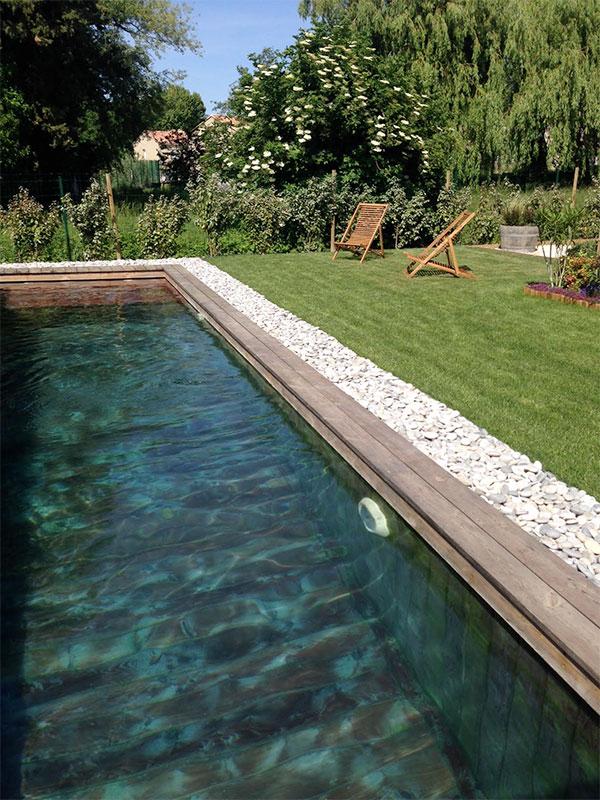 piscine couloir de nage bois natura piscines