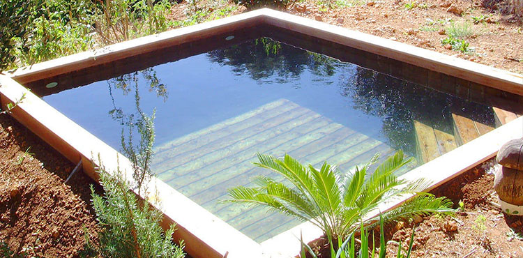 installation de votre piscine 100 en bois natura piscines. Black Bedroom Furniture Sets. Home Design Ideas