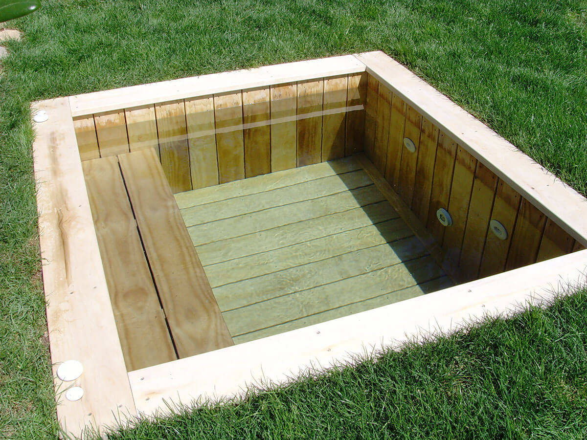 natura piscines mini piscines bois et petite piscine spa avec jacuzzi. Black Bedroom Furniture Sets. Home Design Ideas