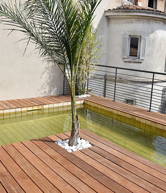 forme et dimension piscine sur mesure plan d architecte