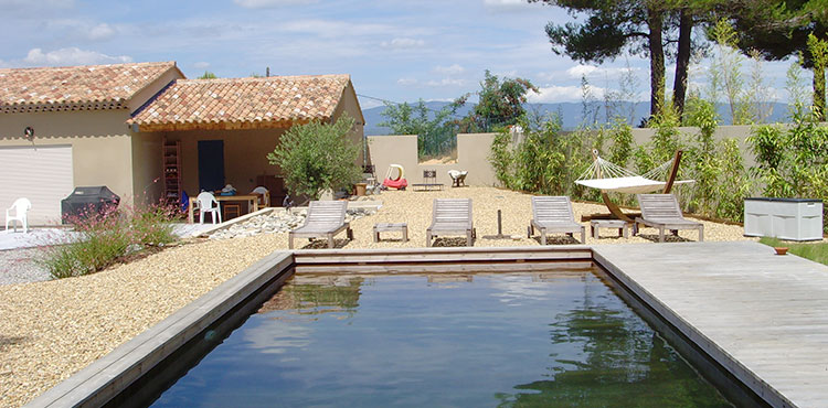 piscine enterr e en bois 100 sur mesure natura piscines. Black Bedroom Furniture Sets. Home Design Ideas