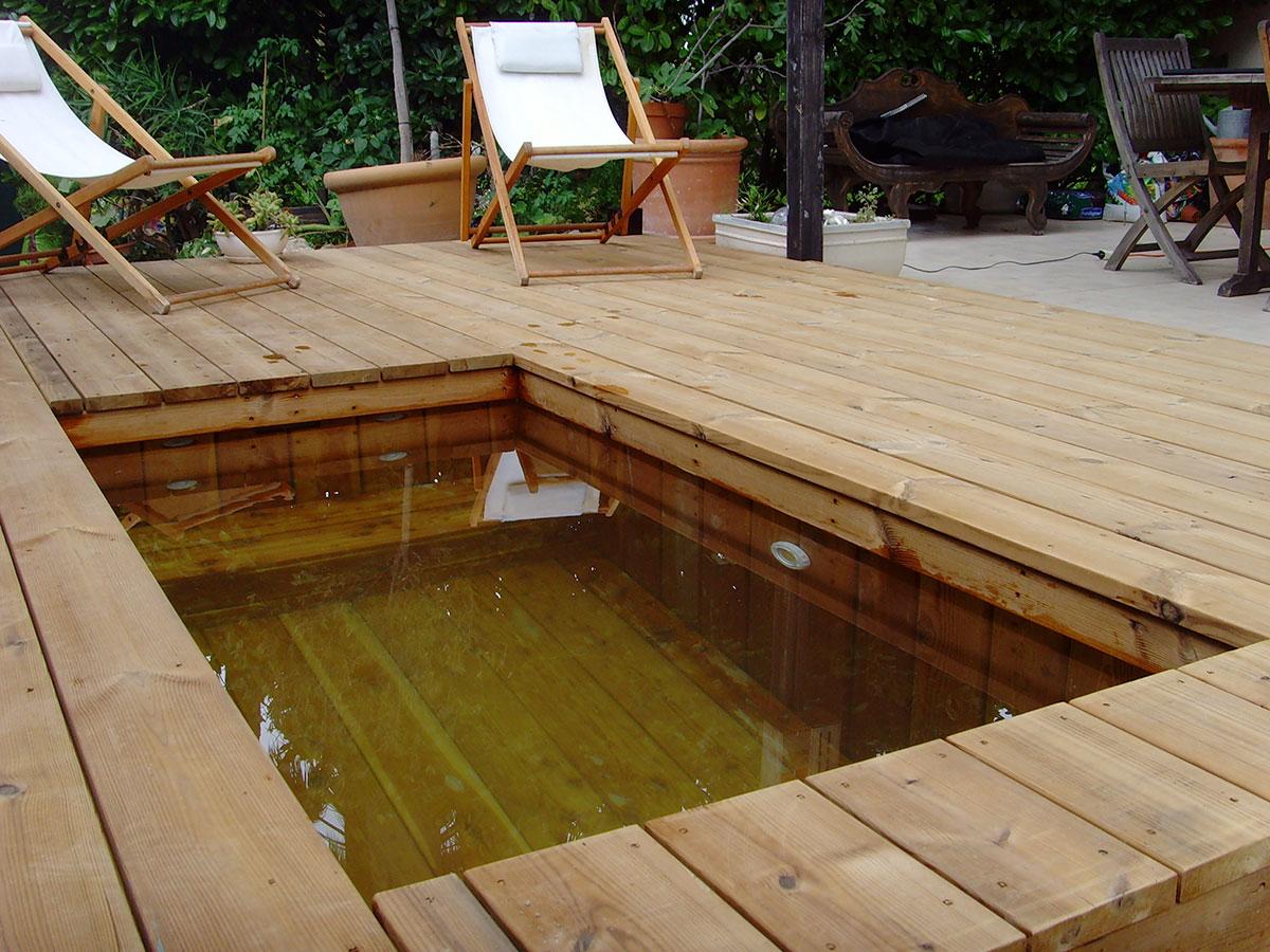 Piscine Bois Avec Terrasse natura piscines - constructeur de piscines en bois écologiques