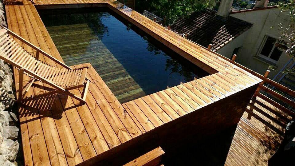 devis piscine hors sol Sainte Geneviève des Bois